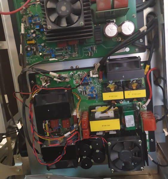 تعمیر برد لیزر lutronic
